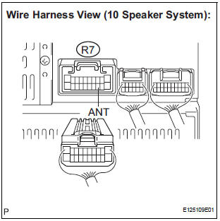 INSPECT RADIO RECEIVER ASSEMBLY