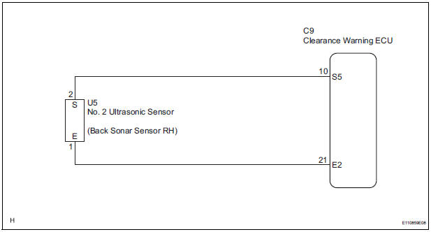 Super Toyota Sienna Service Manual Back Sonar Sensor Rh Circuit Wiring Digital Resources Nekoutcompassionincorg
